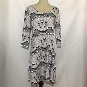 Fresh Produce Womens Medium Cotton Shift Dress